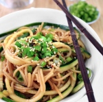 Healthy-Ginger-Scallion-Noodles