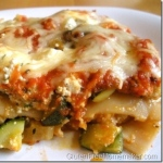 vegetable lasagna on plate_thumb[4]